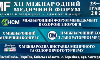 Naftalan Pharm Group примет участие в Международном Медицинском Форуме 25 - 27 мая 2021 года